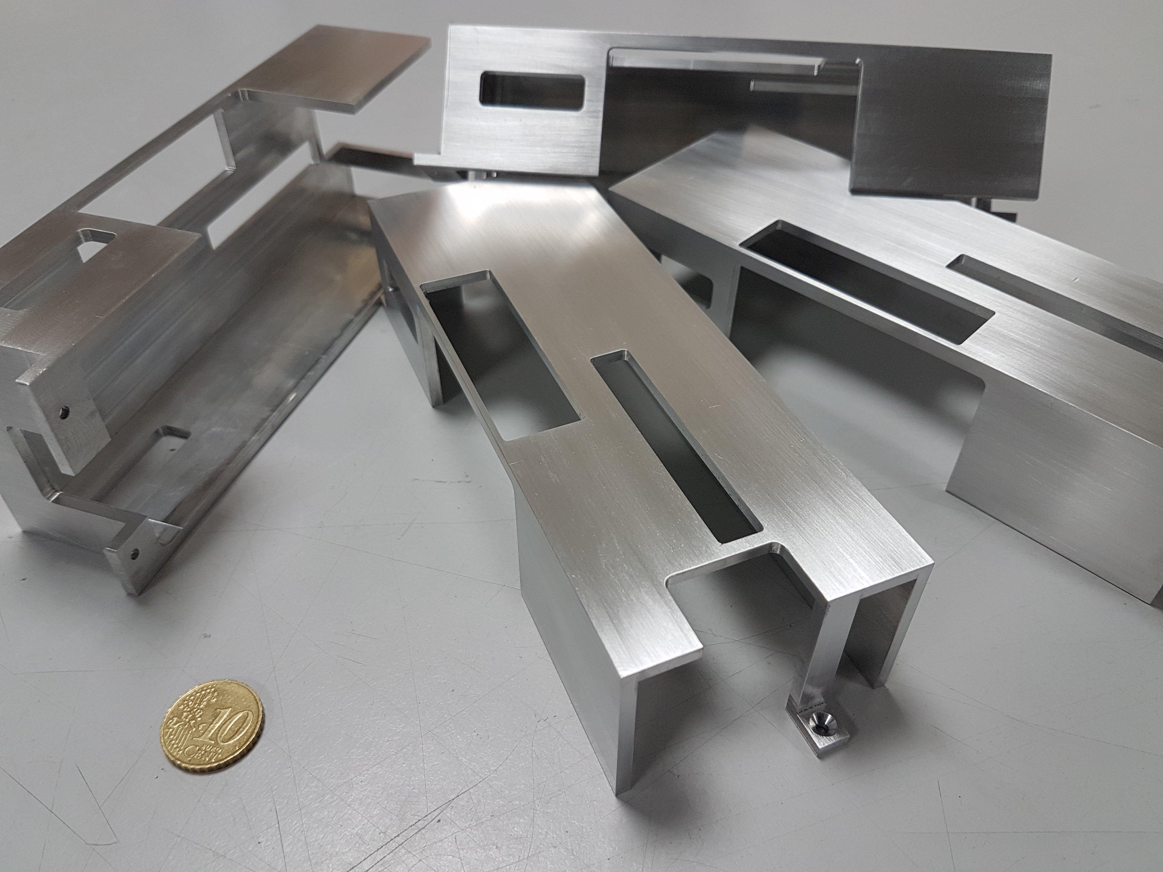 Aluminium Parts 31