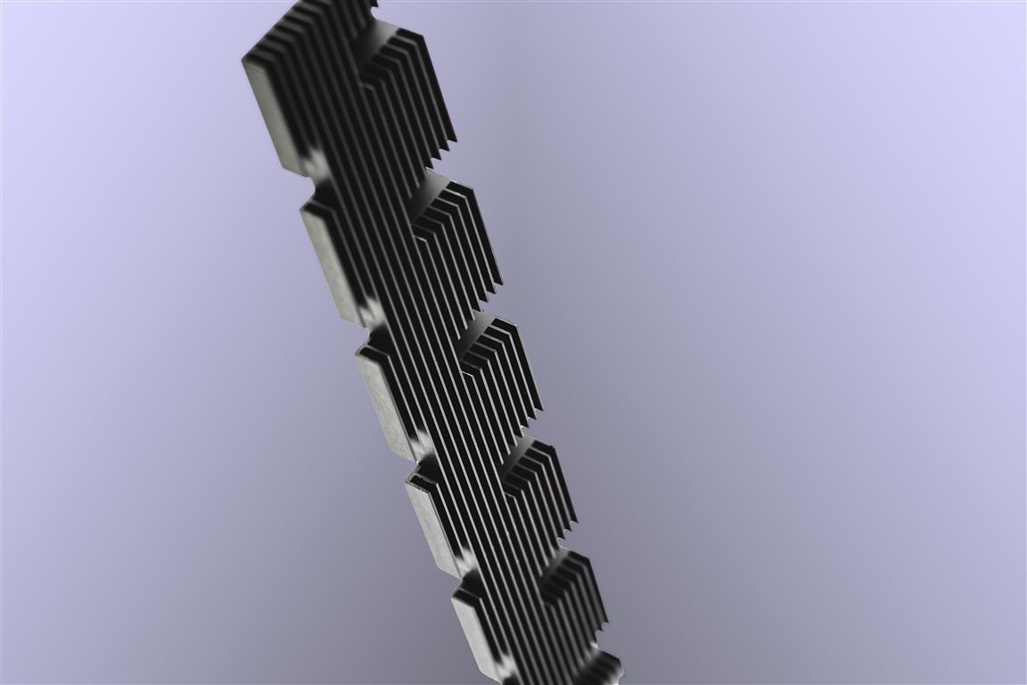 Heatsink Parts (4)